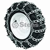 2 Link Tire Chain 4 X 4.80 X 8 DEEP LUG TREAD