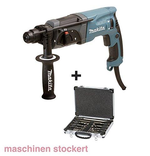 HR 2470 Bohrmaschine + Bohrer & Meißelset