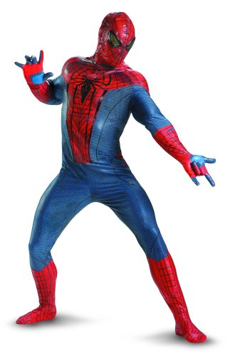 Disguise Marvel The Amazing Spider-Man Movie Theatrical Quality Adult Costume
