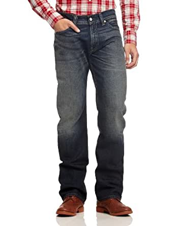 Levi's polo bleu jeans 506 field -  Bleu - 38 W / 32 L