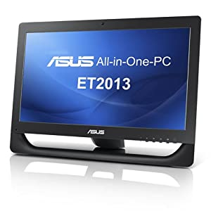 Asus ET2013IGTI-B020C 20 inch All-In-One Desktop PC (Intel Pentium 3GHz, 500GB HDD, 4GB RAM, Touch Screen, TV Tuner, Wi-Fi, USB 2.0, 3-In-1 Card Reader, HDMI, Windows 7 Home Premium)