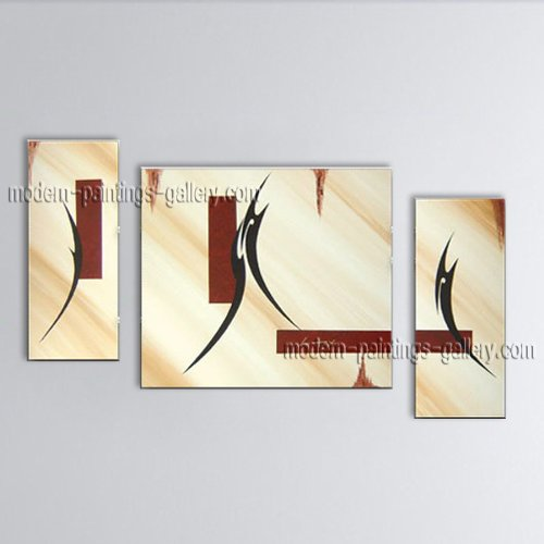 Hand-Painted Stunning Modern Abstract Painting Wall Art Artwork Pictures Bedroom Wall Art