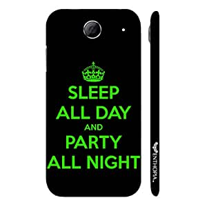 Lenovo S 880 PARTY ALL NIGHT designer mobile hard shell case by Enthopia