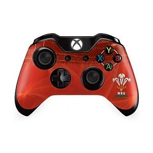 xBox One Controller Skin - Wales R.F.U - STICKER ONLY Xbox One Skins Amazon