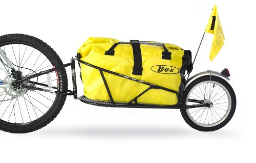 Bob Yak Bike Trailer With Bag And Quick Release Clamp - For 28