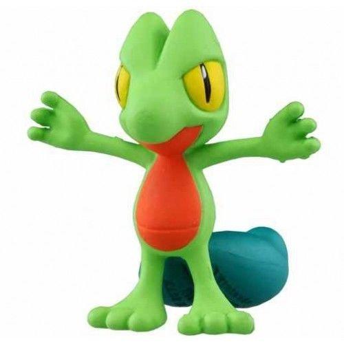 Takara Tomy Pokemon MC-056 Treecko Kimori XY Monster Moncolle Collection Figure