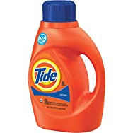 Procter & Gamble 08875 Tide HE Liquid Laundry Detergent-50OZ TIDE HE DETERGENT