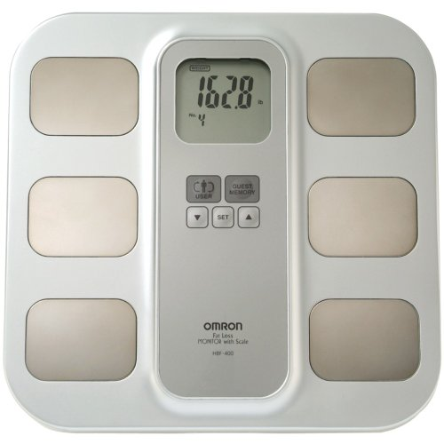 Cheap Omron Body Fat Monitor and Scale (HBF-400)