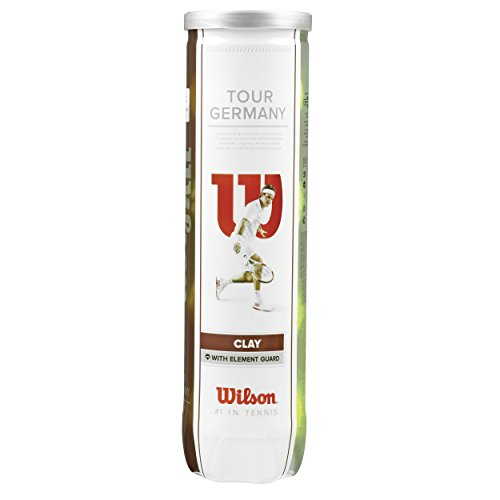 Wilson DTB Turnierbälle Tour Germany