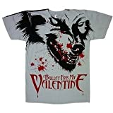 Bullet For My Valentine - Werewolf allover T-Shirt