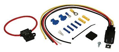 Perma-Cool 18902 30 Amp Heavy Duty Wiring Kit For Dual Fans