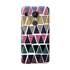 Abstract Triangle Nexus 5X case
