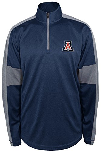 NCAA Arizona Wildcats Men's Above And Beyond Ling Sleeve