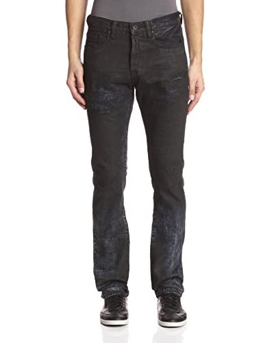 PRPS Goods & Co. Men's Demon Acid Wash Slim Fit Jean