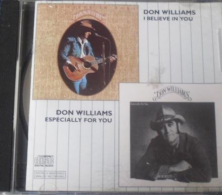 DON WILLIAMS - Especially For You  I Believe - Zortam Music