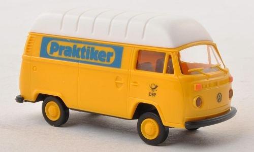 vw-t2-hochdach-kasten-praktiker-deutsche-bundespost-modellauto-fertigmodell-brekina-187