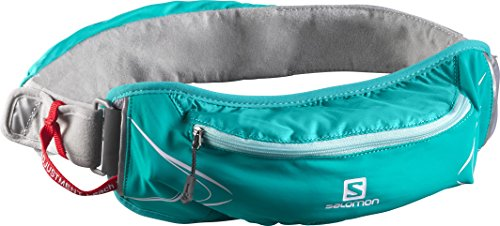 Salomon ZAINO Agile 500 Belt Set, Unisex, Rucksack Agile 500 Belt Set, Teal Blue F, NS