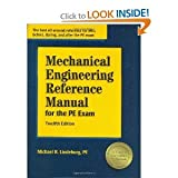 img - for Mechanical Engineering Reference Manual for the PE Exam 12th (twelve edition) book / textbook / text book