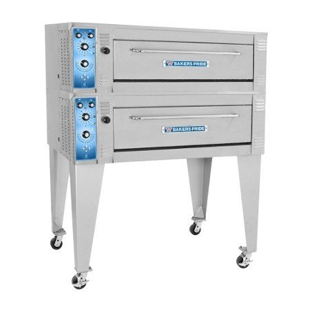Bakers Pride SuperDeck EB Electric Bake Oven, 55 x 43 x 66 inch -- 1 each.