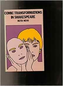 Amazon.com: Comic Transformations in Shakespeare