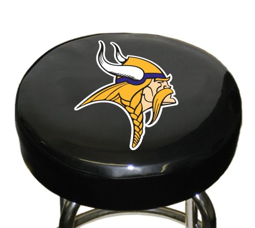 Vikings Bar Stools Minnesota Vikings Bar Stool Vikings