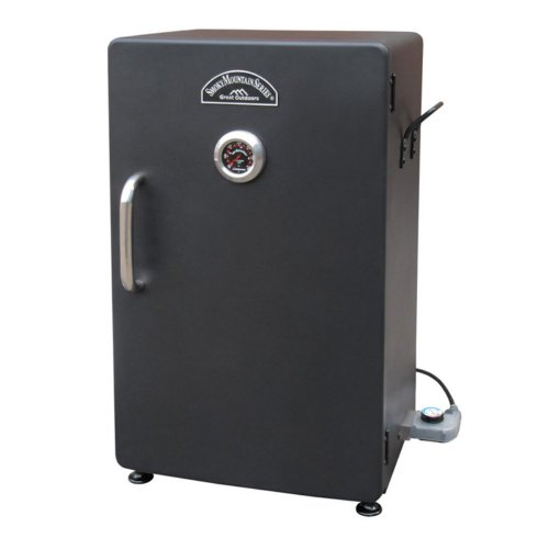 "Sm 32"" Electric Smoker Black"