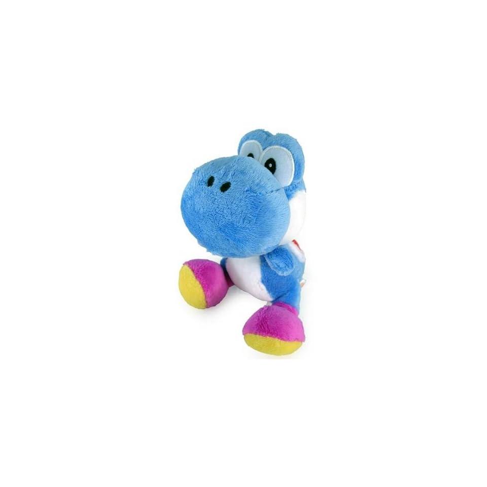 Nintendo Super Mario Bros. Dark Blue Yoshi Plush