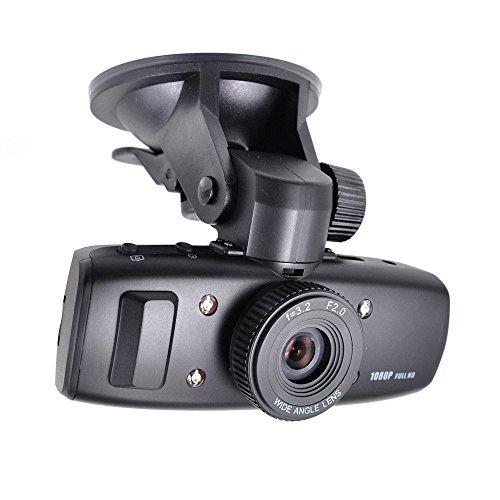 Riorand®Gs1000 720P 30Fps Car Dvr Camera Ir Led Night Vision Vehicle Camcorder