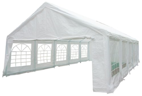 Quictent 5x10 Meter White Heavy Duty Party Tent Gazebo/ Garage
