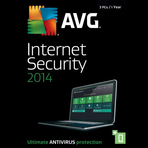 Avg Internet Security 2014, 3-User 1-Year - Esd [Download]