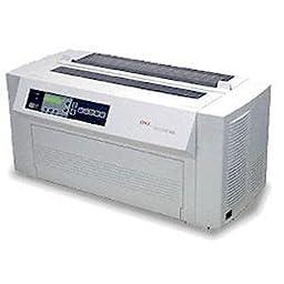 Okidata Pacemark 4410N Forms Printer 110-240V E/F/S/P Network Ready