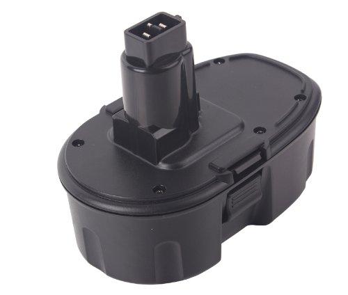 3000mAh 18 Volts 3.0Ah Ni-MH Rechargerable Battery for Pistol Grip Drill fit DEWALT DE9095 DC9096 DW9098
