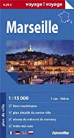 Marseille 1/15.000 (carte papier)