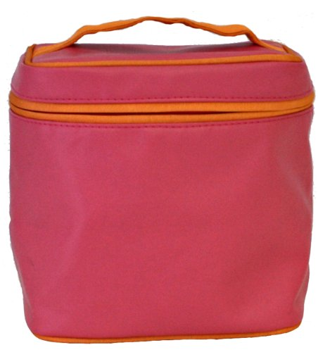 Danielle Mod Pop Train Case, Pink
