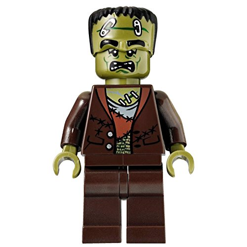 LEGO Monster Fighter Minifigure Frankenstein The Monster Halloween (9466) - 1