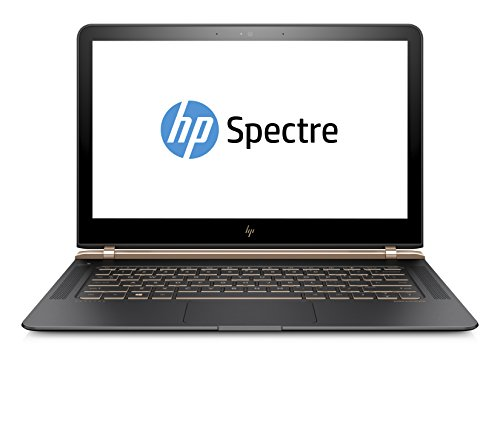 "HP Spectre 13-v102nl Portatile, Display FHD IPS UWVA WLED da 13,3"", Processore Intel Core i7-7500U, RAM 8GB, HDD da 512GB, Argento"