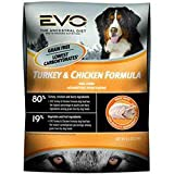 EVO Grain Free Turkey and Chicken Formula Dry Dog Food