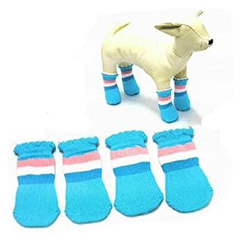 animaux croquet motif color de de rayures en coton anti d rapant anti d rapant chaussettes. Black Bedroom Furniture Sets. Home Design Ideas