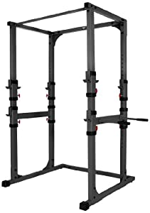 Buy XMark Power Cage with Dip Station and Pull-up Bar XM-4430 by XMark Fitness