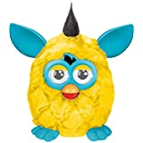 Furby Interactive Plush Yellow And Blue