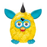 Furby Plush, Yellow/Teal