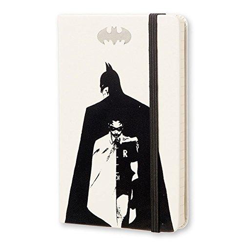 MOLESKINE BATMAN - モレスキン 限定版ノートブック ポケットサイズ ルールド(横罫)