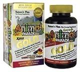 Natures Plus Animal Parade Gold-Childrens Multi-Vitamin 120 count
