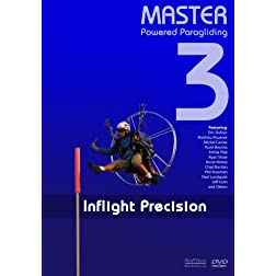 Master Powered Paragliding 3: Inflight Precision
