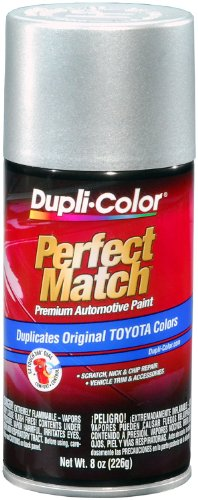 Dupli-Color BTY1602 Lunar Mist Silver Metallic Toyota Exact-Match Automotive Paint - 8 oz. Aerosol (Touch Up Paint For Cars Avalon compare prices)