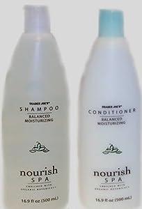 Trader Joe S Nourish Spa Shampoo Ingredients