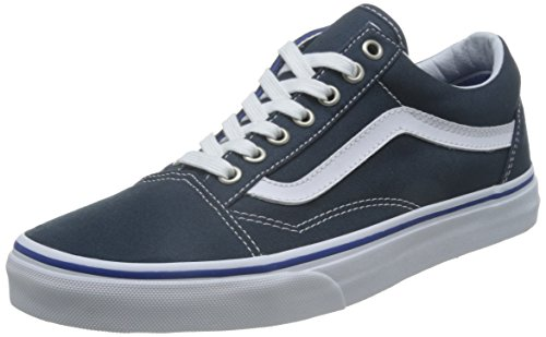 vans-old-skool-zapatillas-unisex-adulto-azul-midnight-navy-true-white-43-eu