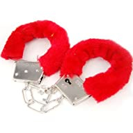 Topro Fuzzy Furry Handcuffs for Hen N…