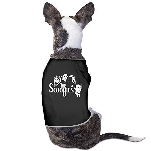 Black Buffy Inspired The Scoobies Beatles Parody Fashion Dog Shirt Pet Clothing
