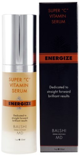 Balshi Md ENERGIZE, Vitamin C Serum, 1 Ounce